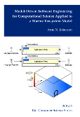 Model-Driven Software Engineering for Computational Science Applied to a Marine Ecosystem Model