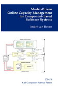 Model-Driven Online Capacity Management for Component-Based Software Systems