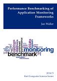 Performance Benchmarking of Application Monitoring Frameworks